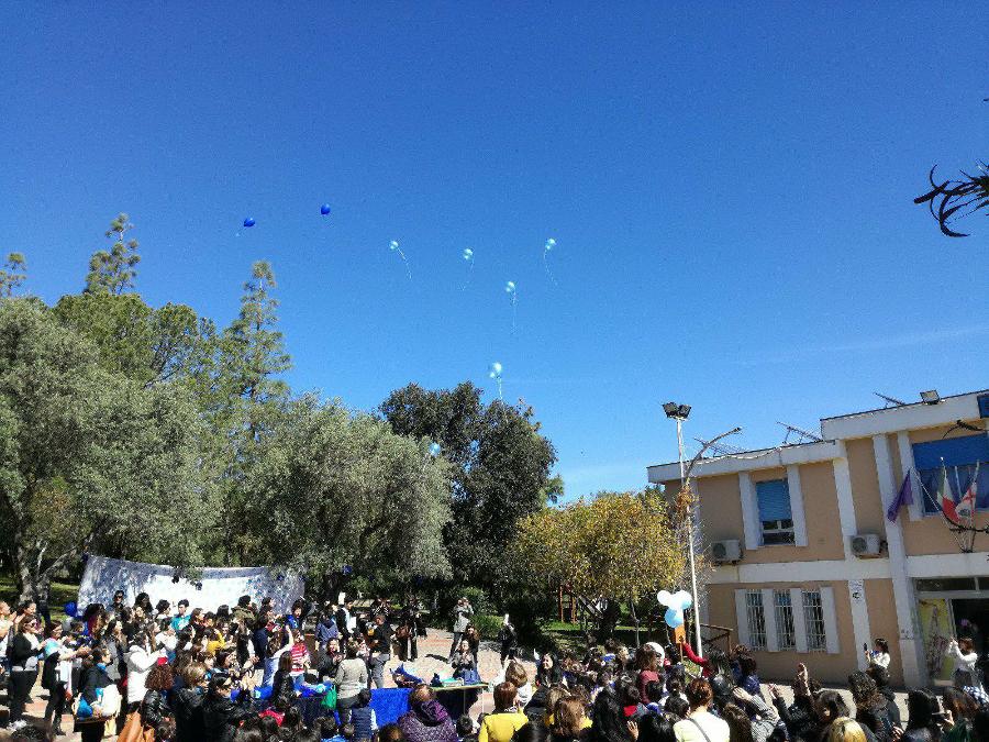 6 aprile 2018 - #sfidAutismo18 a Sant'Anna Arresi